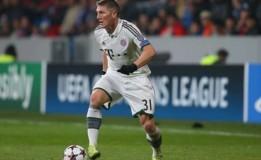 Bastian Schweinsteiger Akan Segera Berlaga Kembali