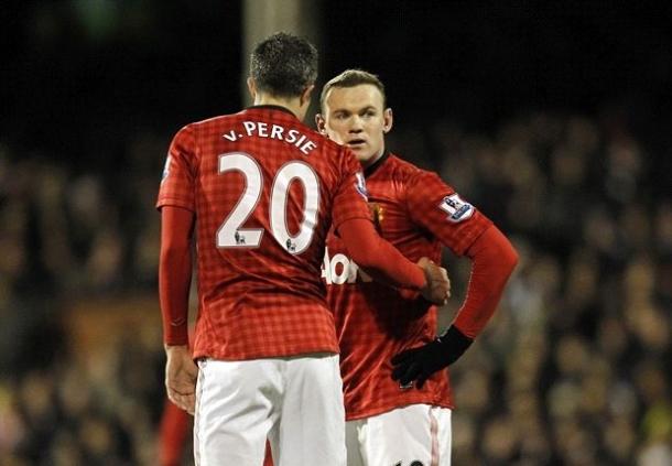 Lawan Chelsea , Manchester United Tanpa Rooney & Van Persie
