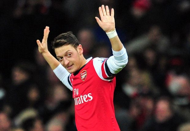 Mesut Ozil : Merasa Senang Bersama Arsenal
