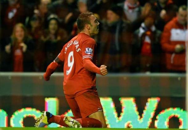 Pelatih Liverpool MUlai Percaya Pada Iago Aspas