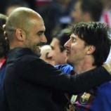 Pep Guardiola Berikan Sanjungan Terhadap Messi Dan Manscherano Di Argentina