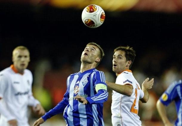 AS Roma Inginkan Andriy Yarmolenko