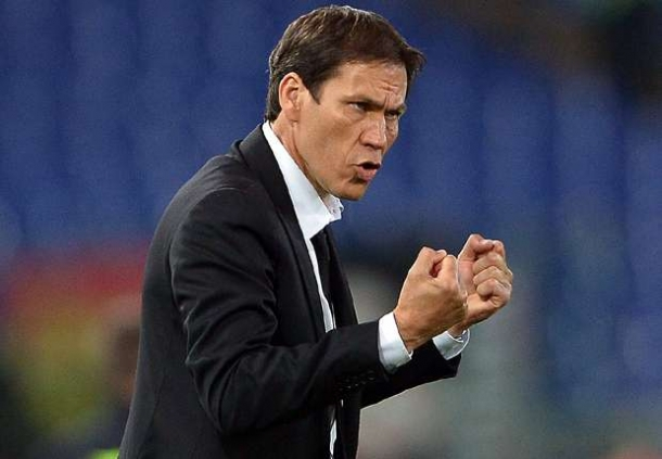 Rudi Garcia Terpuaskan Dengan Debut AS Roma