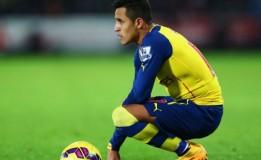 Alexis Sanchez Optimis Dapatkan Gelar Di Arsenal