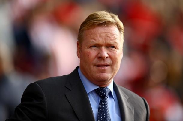 Ronald Koeman: Semua Orang Pasti Terkejut Dengan Prestasi Southampton Sekarang