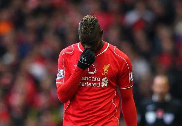 Absennya Mario Balotelli Di Laga Liverpool Menjamu Sunderland