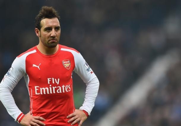 Arsene Wenger Bangga Dengan Performa Santi Cazorla