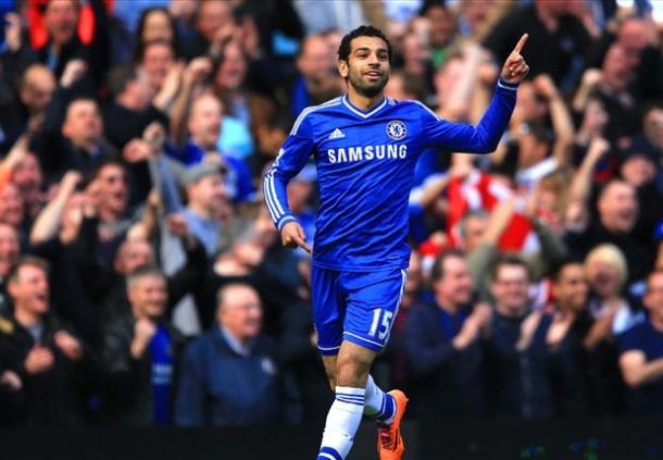 AS Roma Akan Boyong Mohamed Salah Dari Chelsea