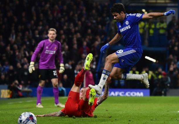 Diego Costa : Saya Kecewa Tidak Dapat Membantu Tim