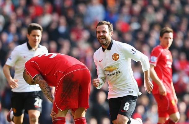 Juan Mata Begitu Bahagia Bisa Raih Kemenangan Di Anfeld