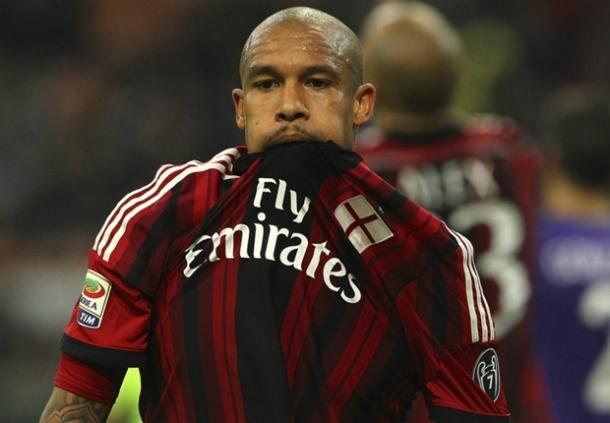 Juvenus Berniat Boyong Nigel De Jong Dari AC Milan