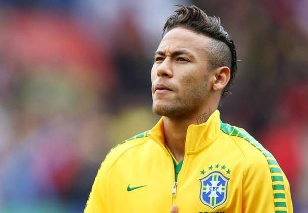 Neymar Bahagia Di Barcelona