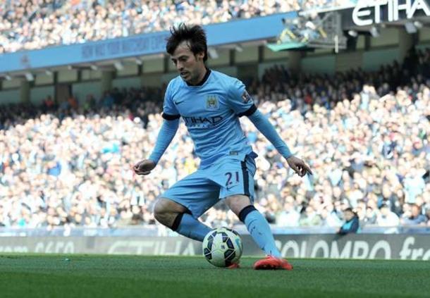 Manchester City Kabarkan David Silva Baik-baik Saja