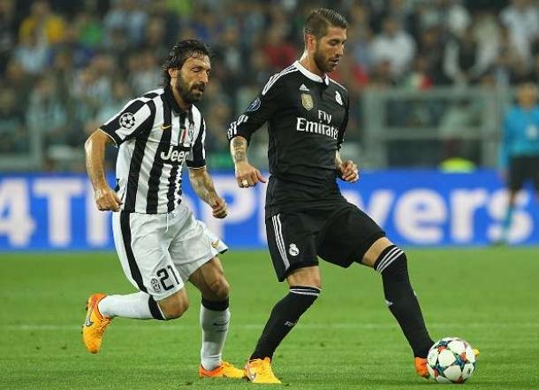 Sergio Ramos Akui Tampil Buruk Lawan Juventus