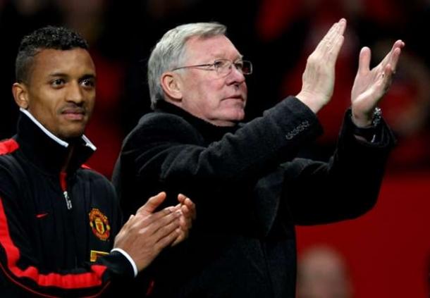 Luis Nani Tuliskan Salam Perpisahan Untuk Manchester United