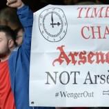 Harapan Wenger Pada Suporter