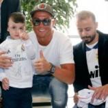Bale & Ronaldo Untuk Korban Bom