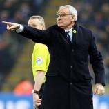 Ranieri Berkenginan Sejajarkan Prestasi Leicester dengan Nottingham