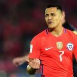 Cile Juara, Alexis Sanchez Tidak Bisa Berkata-Kata