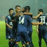Tumbang Lawan Borneo FC, Arema Terima Kekalahan Pertama Di Markas