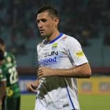 Pelatih Persib Persilahkan Klub Yang Tertarik Boyong Juan Belencoso