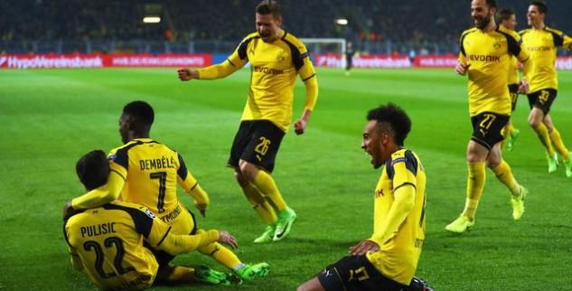 Dortmound Tumbangkan Benfica Empat Gol Tanpa Balas