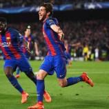 Barcelona Berhasil Kalahkan PSG Dengan Skor Telak