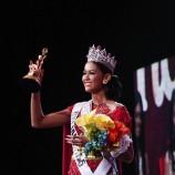 Bunga Jelitha Ibrani Jadi Puteri Indonesia 2017
