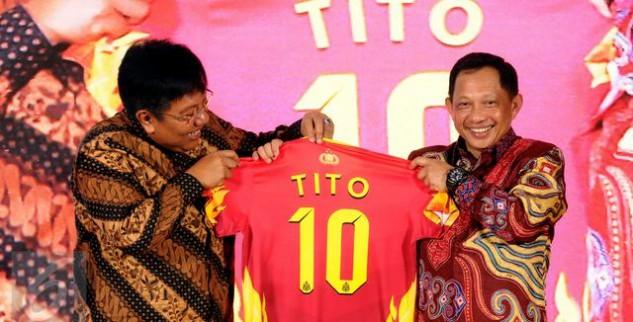 Bhayangkara FC Baru Saja Diresmikan Kapolri