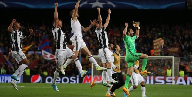 Juve Calon Terkuat Finalis Liga Champions 2017