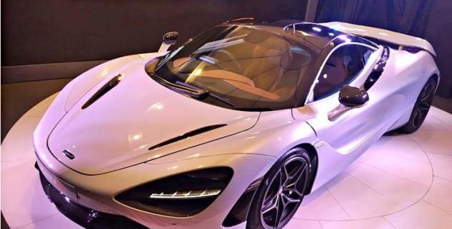 Mclaren 720S Siap Bersaing Dengan Super Car