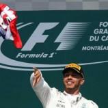 Lewis Hamilton Tercepat Di Latihan Pertama