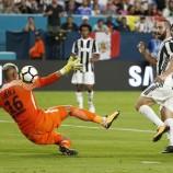 Juventus Kalahkan PSG 3-2
