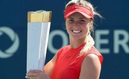 Elina Svitolina Berhasil Raih Tropi Roger Cup 2017