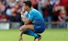 Arsenal Tolak Tawaran Manchester City Untuk Alexis Sanchez