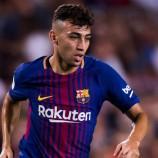 Barcelona Pinjamkan Munir El Haddadi  Ke Alaves