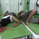 Tiga Dari Lima Pelaku Dulumpuhkan Polisi Akibat Mencoba Lari