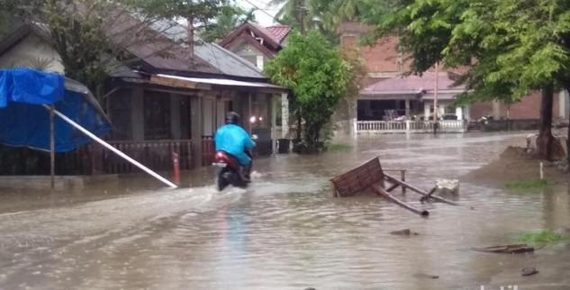Kuatir Dengan Banjir Susulan