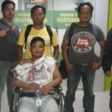Berpura-pura Jadi Anggota Polisi Pelaku Merampok Serta Aniaya Korban