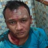Seorang Pelaku Jambret Berhasil Diamankan Polisi Dari Amukan Masa