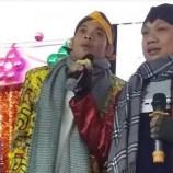 Tri Menyebutkan Cak Percil serta Cak Yudho Banyak Di Kunjungi Rekan Indonesia