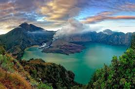 Gunung Rinjani Di Akui UNESCO Global Geopark