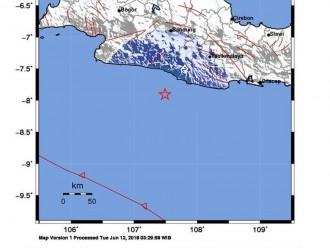 Gempa Berlangsung Hari Ini