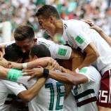 Usai Kalahkan Korea Selaan 2-1, Meksiko Diambang Kelolosan Ke Sesi 16 Besar