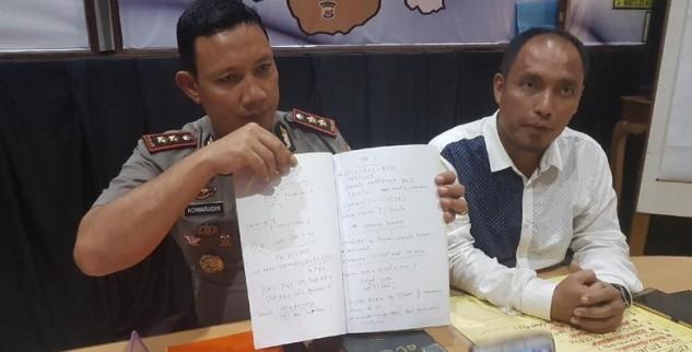Polisi Lakukan Kontrol Pada Kerajaan Ubur-Ubur