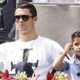 Harapan Cristiano Ronaldo Terhadap Putranya