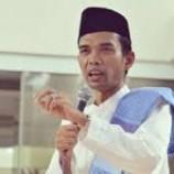 Tolak Cawapres, Abdul Somad Tetap Teguh di Jalan Dakwah