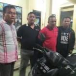 Curi Motor, PNS di Riau Ditangkap Polisi
