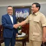 Gerindra Klaim Prabowo dan Zulkifli Sudah Sepakat Berkoalisi