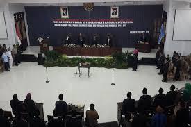 Anggota DPRD Kota Malang Sudah Di Tukar Semua
